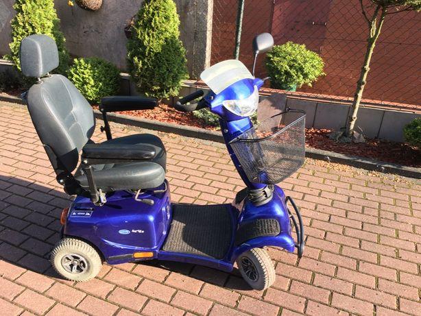 Skuter wózek inwalidzki elektryczny Invacare Auriga