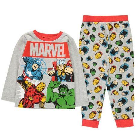 Pijama avengers 4-5 anos