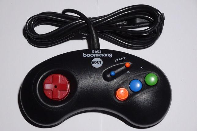 Joystick Joypad Gamepad BOOMERANG B603 ( Sega Mega Super Drive) OKAZJA
