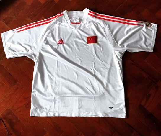 Camisola Oficial República Popular da China 2004/2005