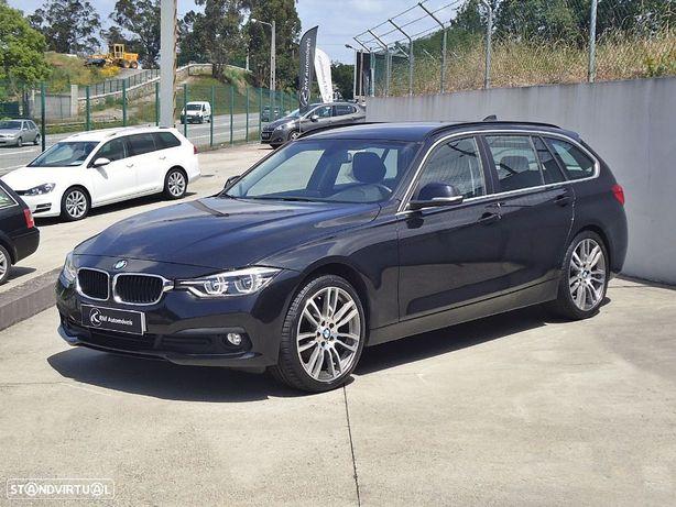 BMW 318 d Touring Advantage Auto