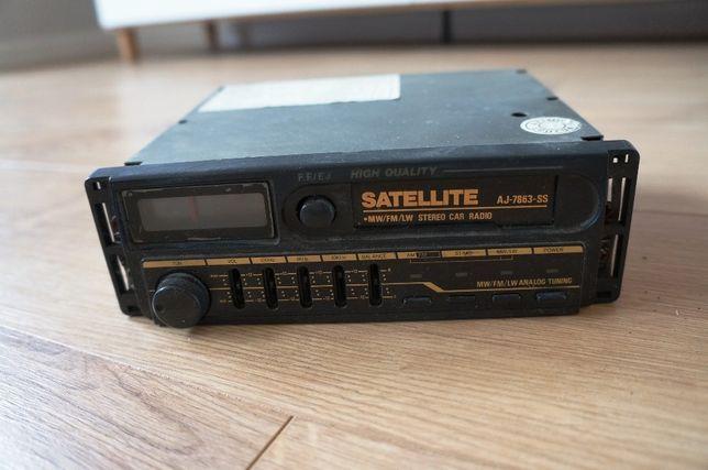 91. Radio SATELLITE radioodtwarzacz AJ-7863-SS