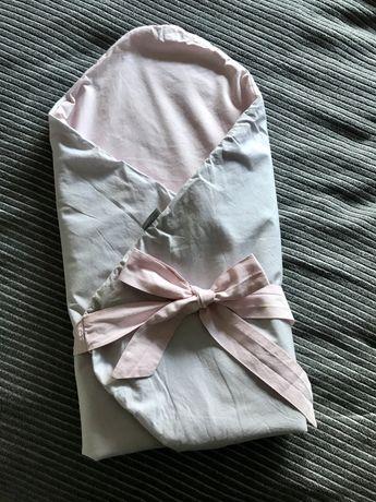 Rożek niemowlecy firmy Dolly bawełna