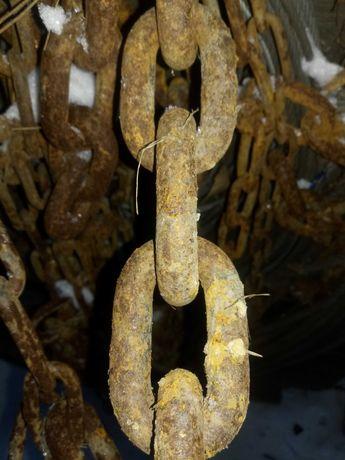 Łańcuchy śniegowe do ciągnika