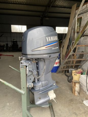 YAMAHA 60 лодочны мотор