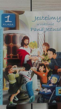 Podręcznik książka do religii klasa 1 Jesteśmy w rodzinie Pana Jezusa