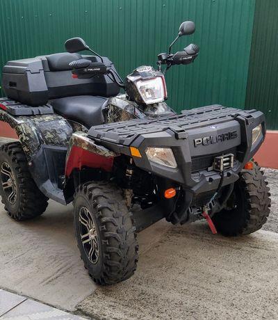 Moto 4 - Polaris Sportsman 800