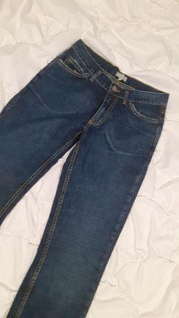 Spodnie jeansowe, jeansy 12 13 lat 158 DUSTER JAK NOWE