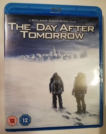 The day afer tomorrow film blu ray