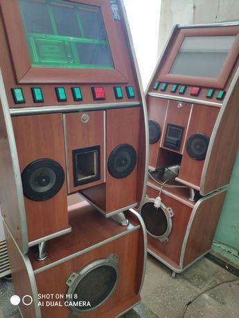Музыкальный автомат б/у продажа аренда