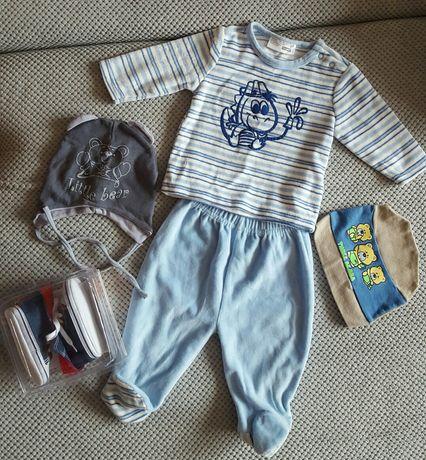 Пакет одежды на малыша next h&m zara george ergee