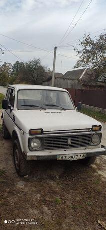 ВАЗ 2121  1986р.