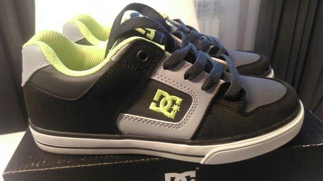 Nowe trampki DC shoe USA r.33 (21 cm)