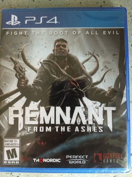 Диск Remnant from the ashes PS4 (Playstation 4)