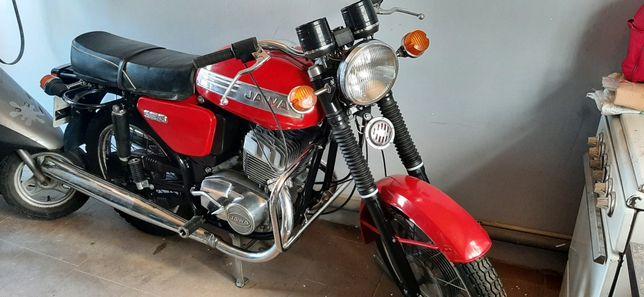 Мотоцикл  ЯВА 634/5