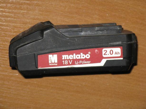 Корпус аккумулятора Metabo
