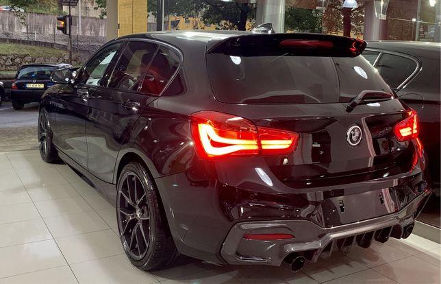 BMW 116d Pack M - Caixa Automático