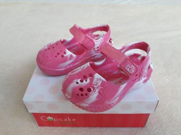 Sprzedam super buciki dla dziewczynki rozmiar 20.