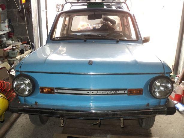 ЗАЗ-968М, Запорожец обмен на прицеп, гараж ные ворота. Варианты.
