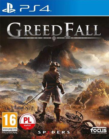 GreedFall ps4 Nowa Greed Fall