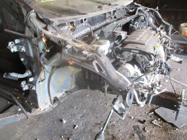 Opel Corsa E Cwiartka podłużnica prawa Z22C