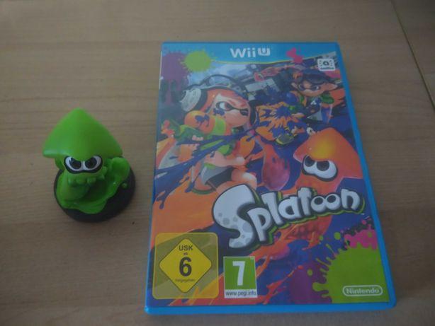 Splatoon Wii U + Amiibo
