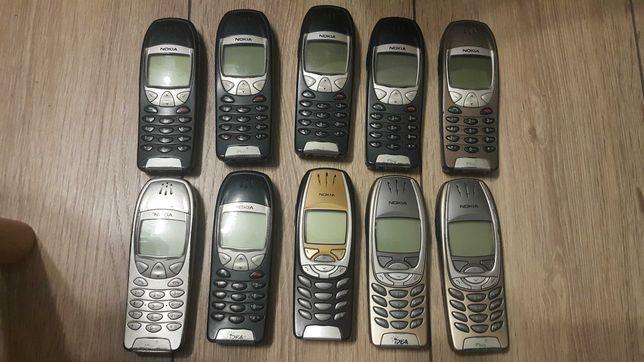 Zestaw telefonów Nokia