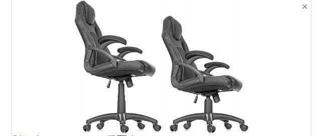 Fotel biurowy gamingowy,obrotowy,nowy