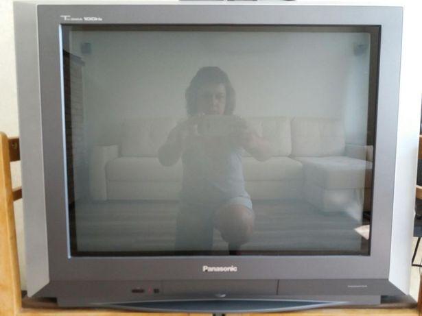 КАК НОВЫЙ Телевизор Panasonic tau Giga 100 Hz