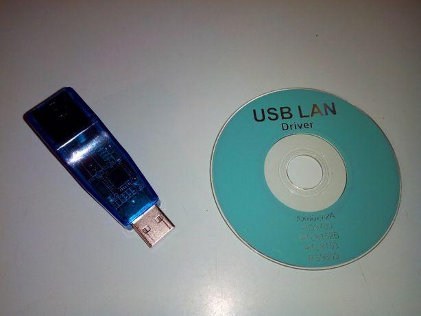 Продам новая Сетевая карта USB LAN адаптер KY – RD9700