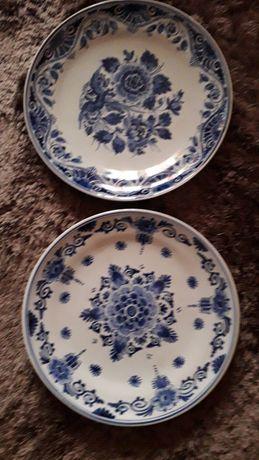 Pratos da Delft , hand painted