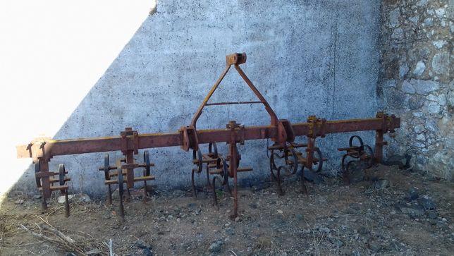 Cultivador de girassol ,milho e hortícolas