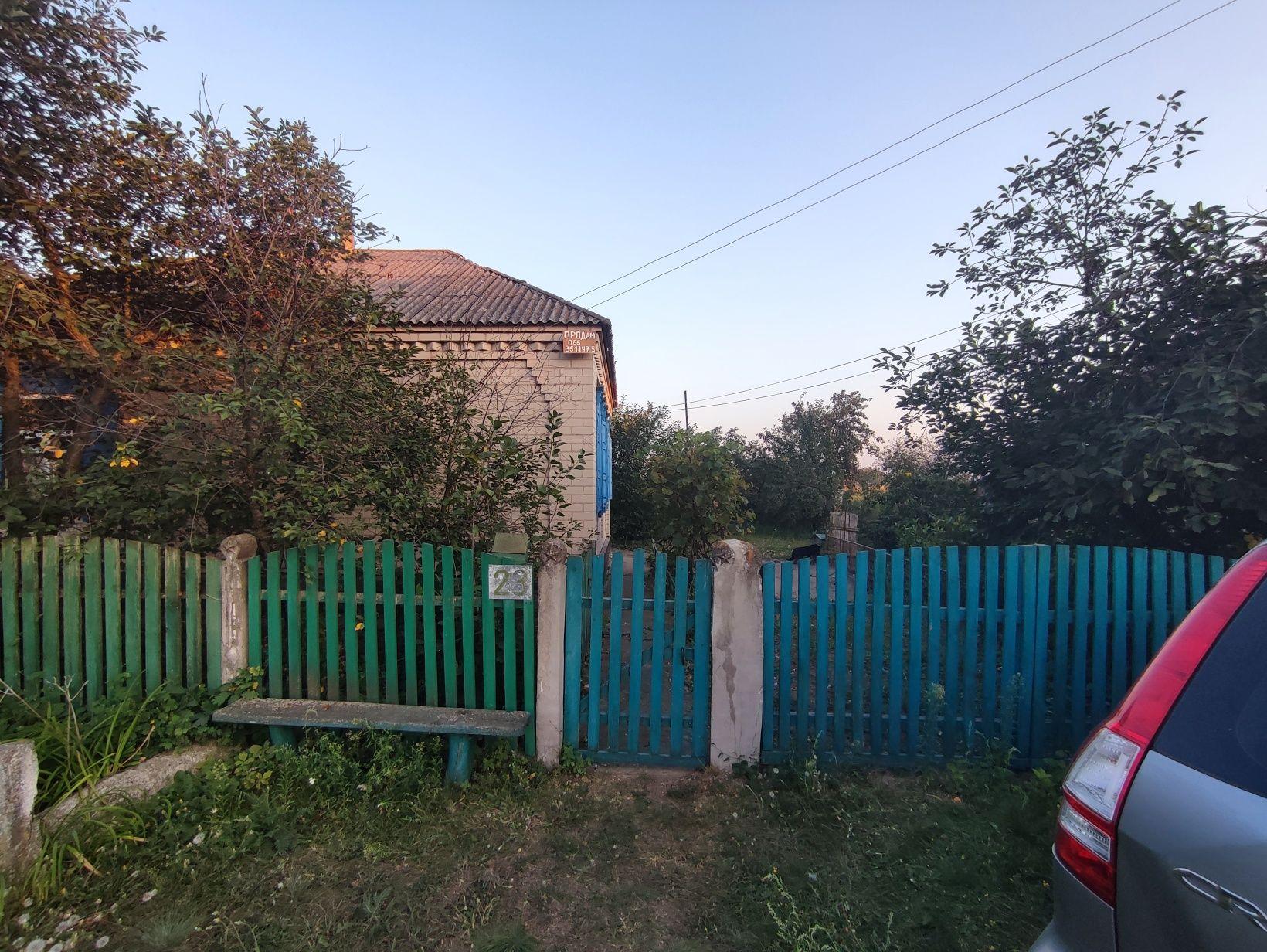 Продам свой дом в пгт. Васильковка (торг)