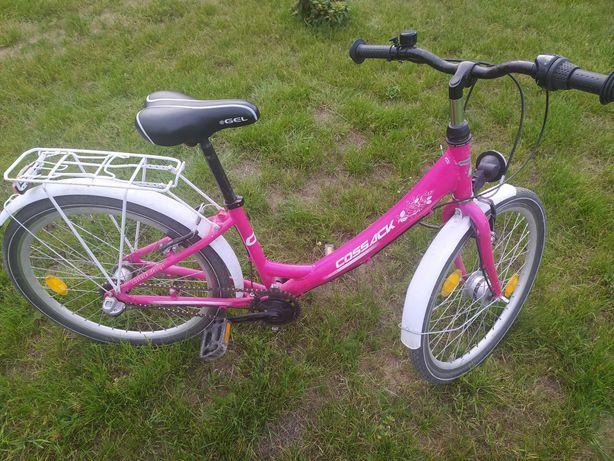 """Rower dziewczęcy 24"""""""