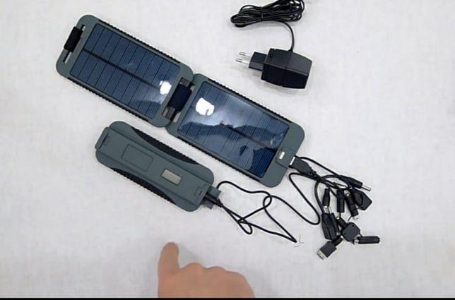 "Солнечная панель + ёмкий аккумулятор ""POWERMONKEY"" Extreme новый"