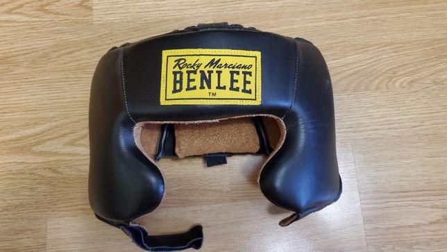 Кожаный боксерский шлем BenLee Rocky Marciano