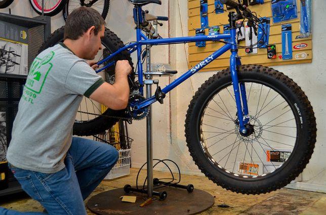 Веломайстерня професійний ремонт обслуговування велосипедів #Велокрай