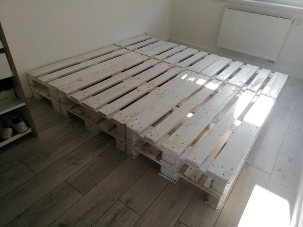 Łóżko z palet 207x187