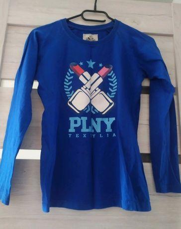 Koszulka PLNY bluzka z dlugim longsleeve