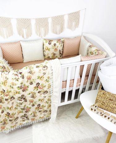Дитячі комплекти у ліжко, дитячий текстиль