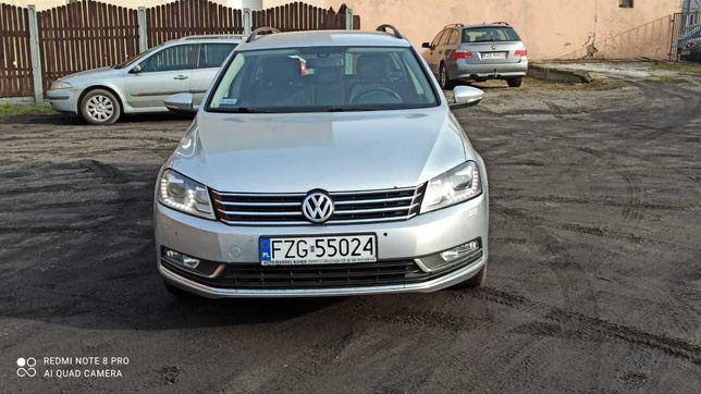 Volkswagen Passat B7 2.0 TDI