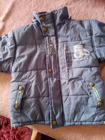 oddam za darmo kurtkę dzieciecą r 92-96