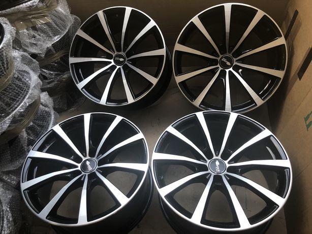 Nowe Alufelgi 20 Cali BMW X6 Brock Czarne CNC