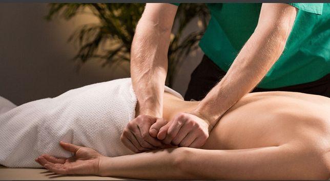 Услуги массажиста