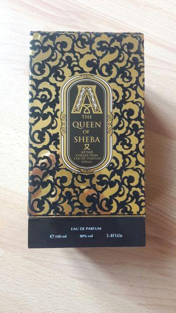Attar collection queen of sheba распив