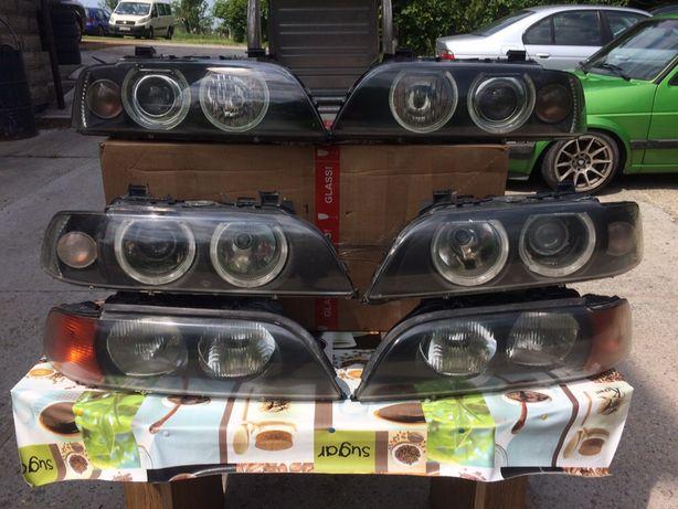 Lampy bmw e39 przedlift polift