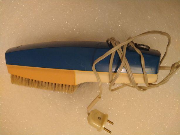 Elektryczna szczotka odkurzacz do ubrań tapicerki PRL ZSRR zabytek