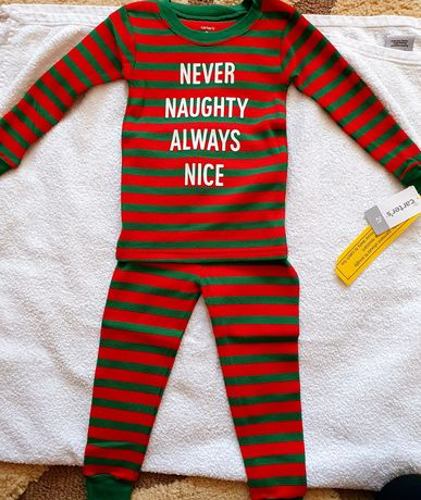 Пижама лёгкая Carter's на 2 года