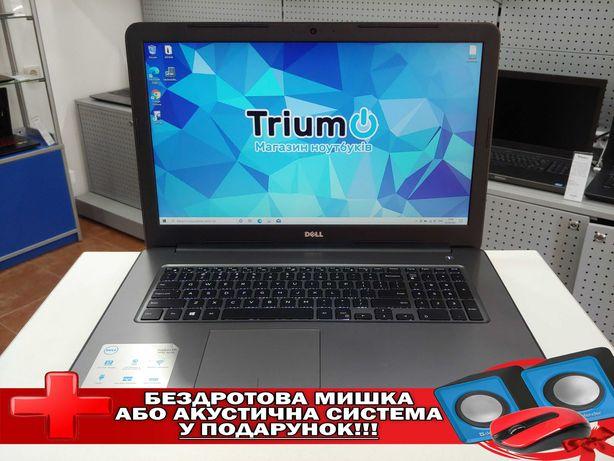 """Dell 5767/17.3""""HD+/Intel Core i5-7200U 3.1GHz/8GB/SSD 240GB/Windows 10"""