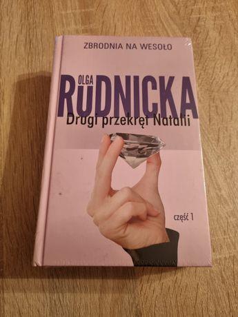 Drugi przekręt Natalii O. Rudnicka Zestaw 2 książki